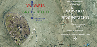 Opening of the exhibition Varvaria / Breberium / Bribir: Historical Layers Revealed